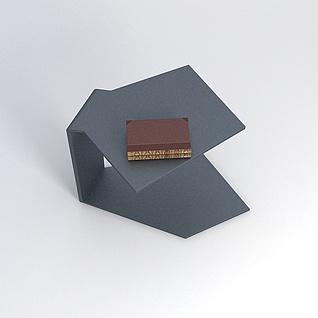 个性桌子3d模型