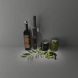 橄榄油模型