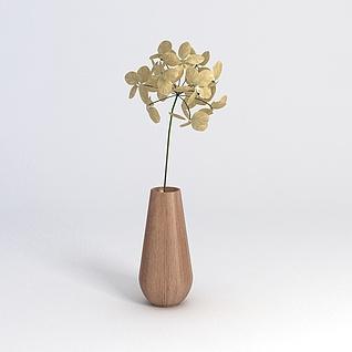 室内装饰花瓶3d模型3d模型