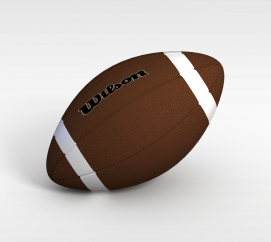 橄榄球模型