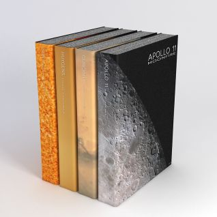 书籍3d模型