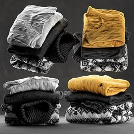3d<font class='myIsRed'>衣服</font>毛衣模型