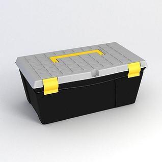 工具箱3d模型