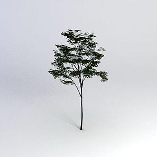 一棵<font class='myIsRed'>树</font>3d模型