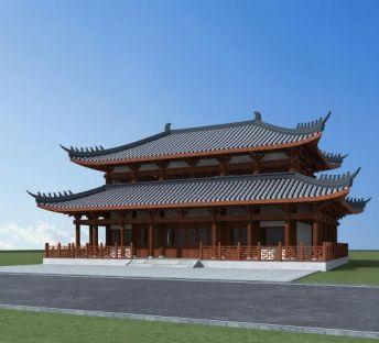 古建-藏经阁