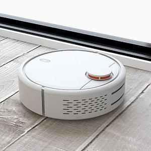 小米扫地机器人模型