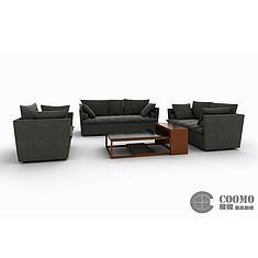 COSO沙发组合3D模型3d模型