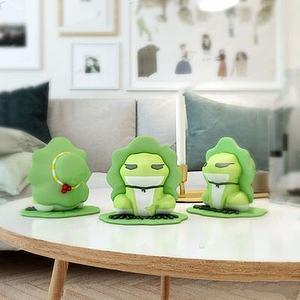 旅行青蛙模型
