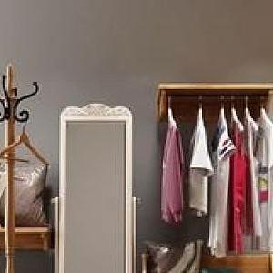 私人订制服装店衣服架模型