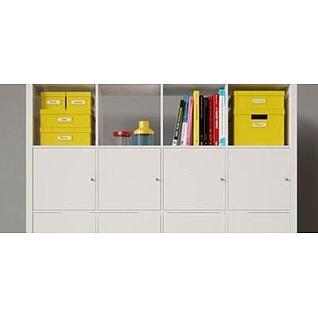 办公室收纳柜3d模型