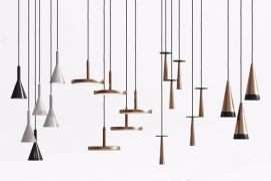 现代餐厅吊灯3D模型