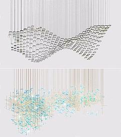 艺术吊灯3D模型