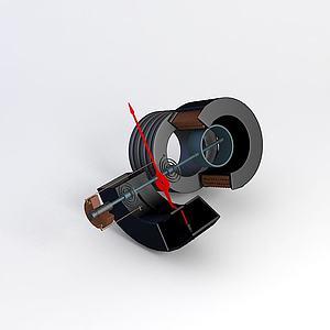 电器测量机构模型