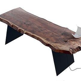 老船木桌子模型
