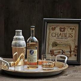 酒杯酒水模型