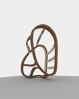 异形雕塑3d模型
