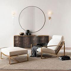 现代休闲椅子3D模型3d模型