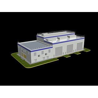 变电站3d模型