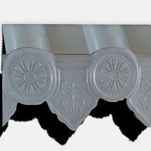 3d仿古树脂瓦模型