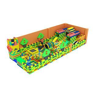 积木乐园3d模型