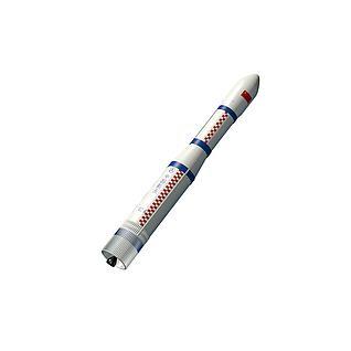 长征六号火箭3d模型