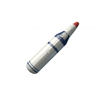 巨浪一号潜地导弹3d模型