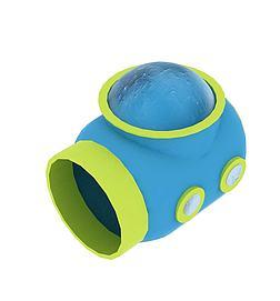淘气堡儿童潜艇模型