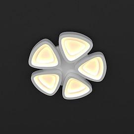 花形吸顶灯模型