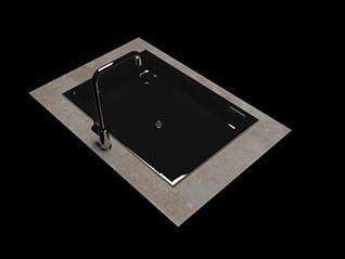 水龙头模型3d模型