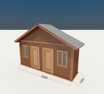 木屋工具房