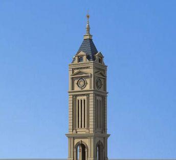 欧式瞭望塔