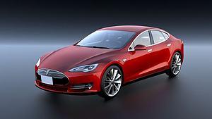 3d特斯拉<font class='myIsRed'>汽車</font>ModelS模型