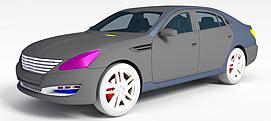汽?#21040;?#26500;全模模型