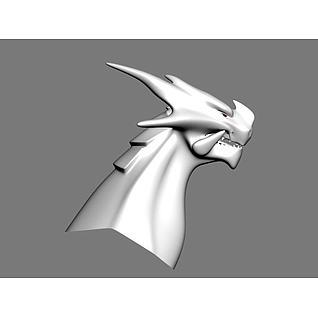 龙头3d模型