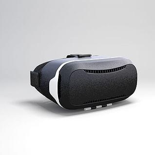 VR眼镜3d模型