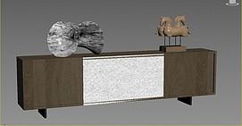 边柜3d模型