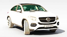 MercedesBenzGLE模型