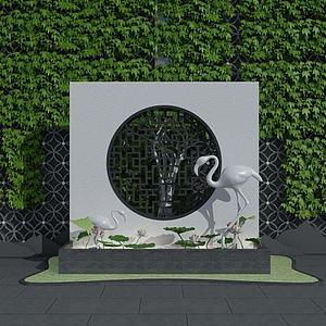 3d<font class='myIsRed'>园林</font>景观模型