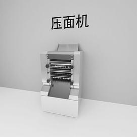 压面机模型