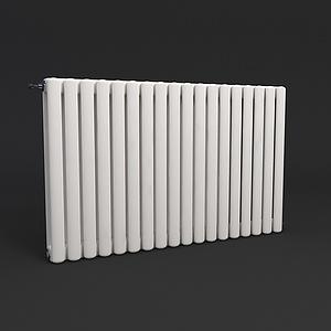 暖气片模型