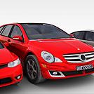 车3D模型模型