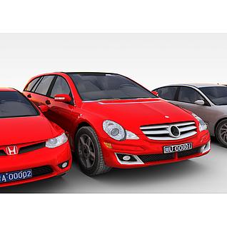 车3D模型3d模型