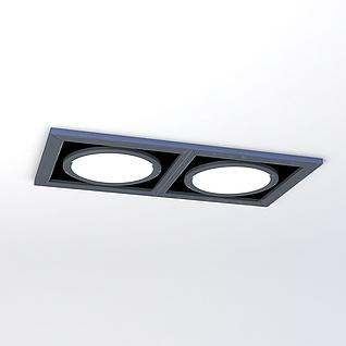 斗胆灯模型3d模型