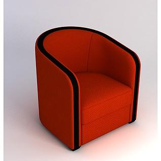沙发3d模型3d模型