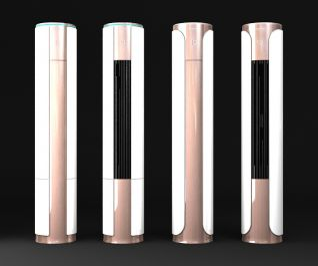 空调3d模型3d模型