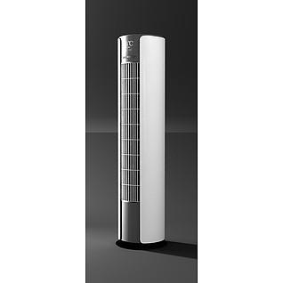 空调3d模型