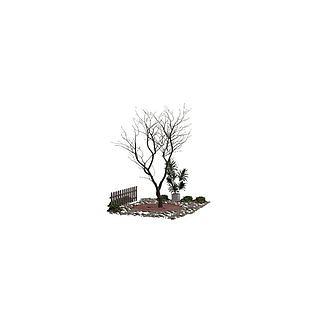 景观树3d模型