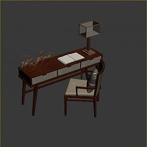 桌子3d模型