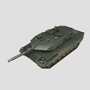 英國坦克模型3d模型