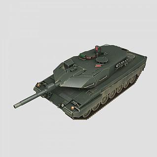 英国坦克3d模型3d模型